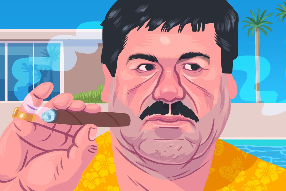 el chapo  leader of the sinaloa cartel  stands trial in