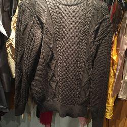 Women's sweater, $40