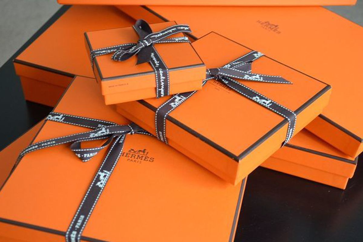"""Photo: <a href=""""http://www.corystyle.com/blog/2012/11/a-pile-of-orange-boxes.html"""">CoryStyle</a>"""