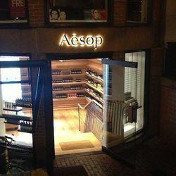 Aesop Newbury St.