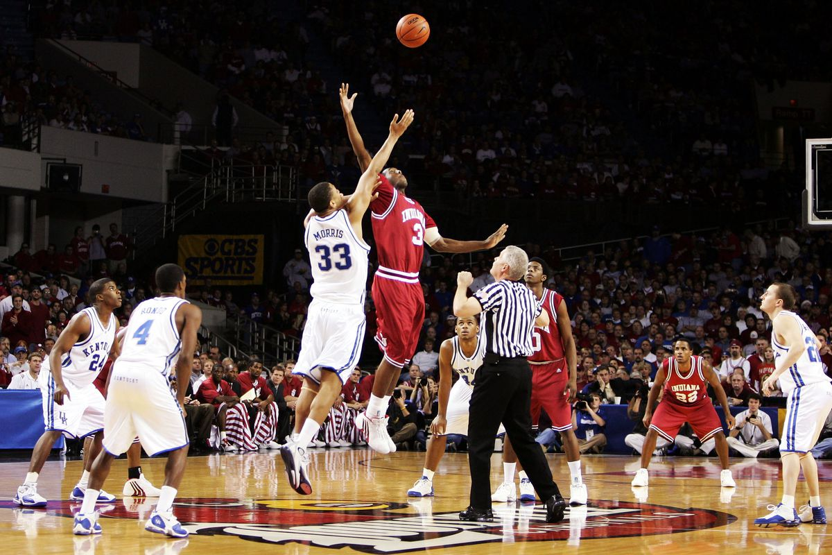 Image result for indiana kentucky basketball