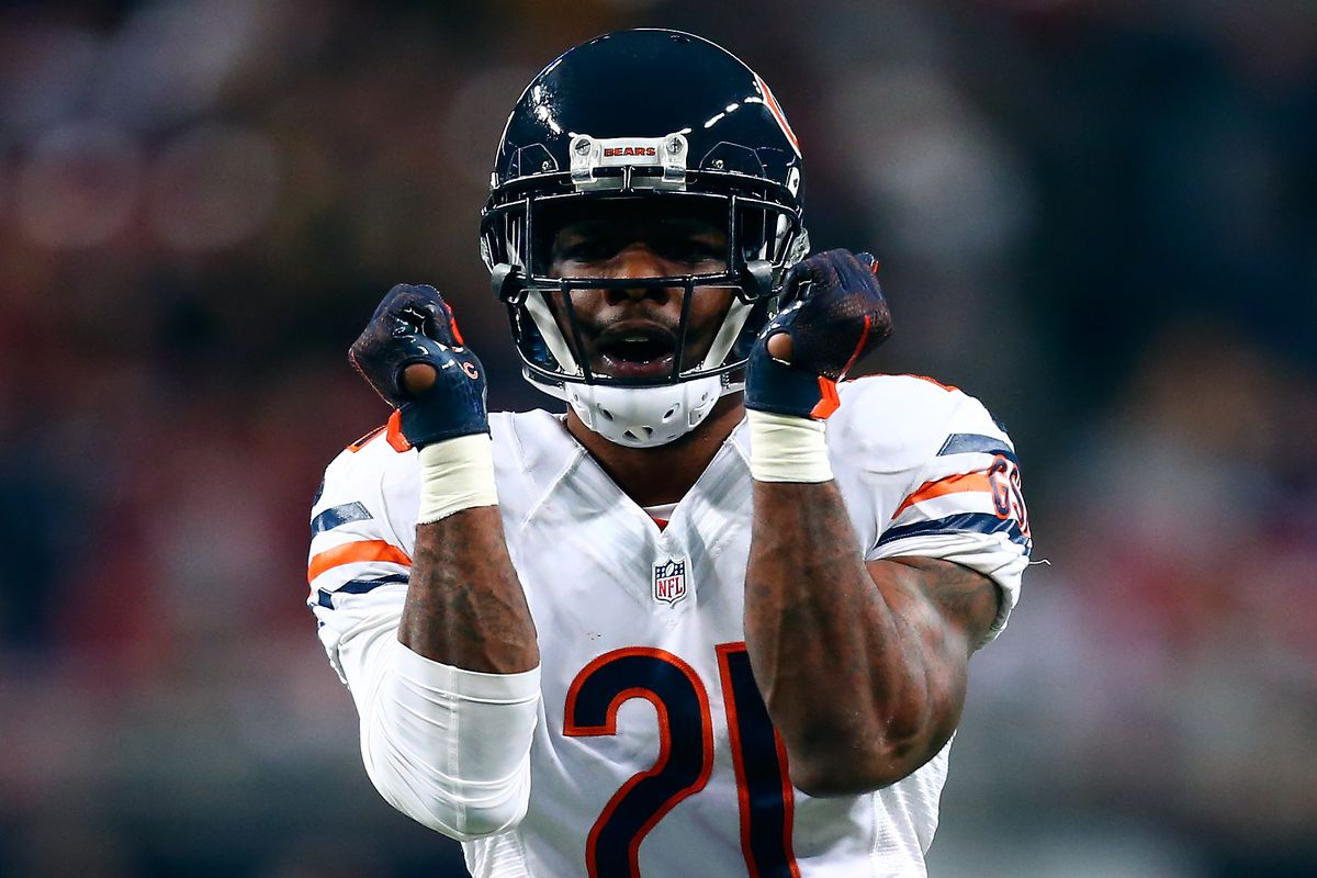 online store d797e 5b880 Tracy Porter Head Injury Update: Bears CB exits game after ...