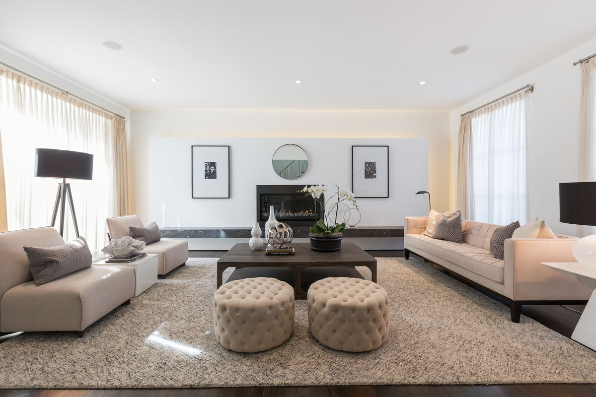 Renovated Presidio Heights home asks $4.7 million - Curbed SF