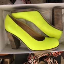MM6 shoes, $147