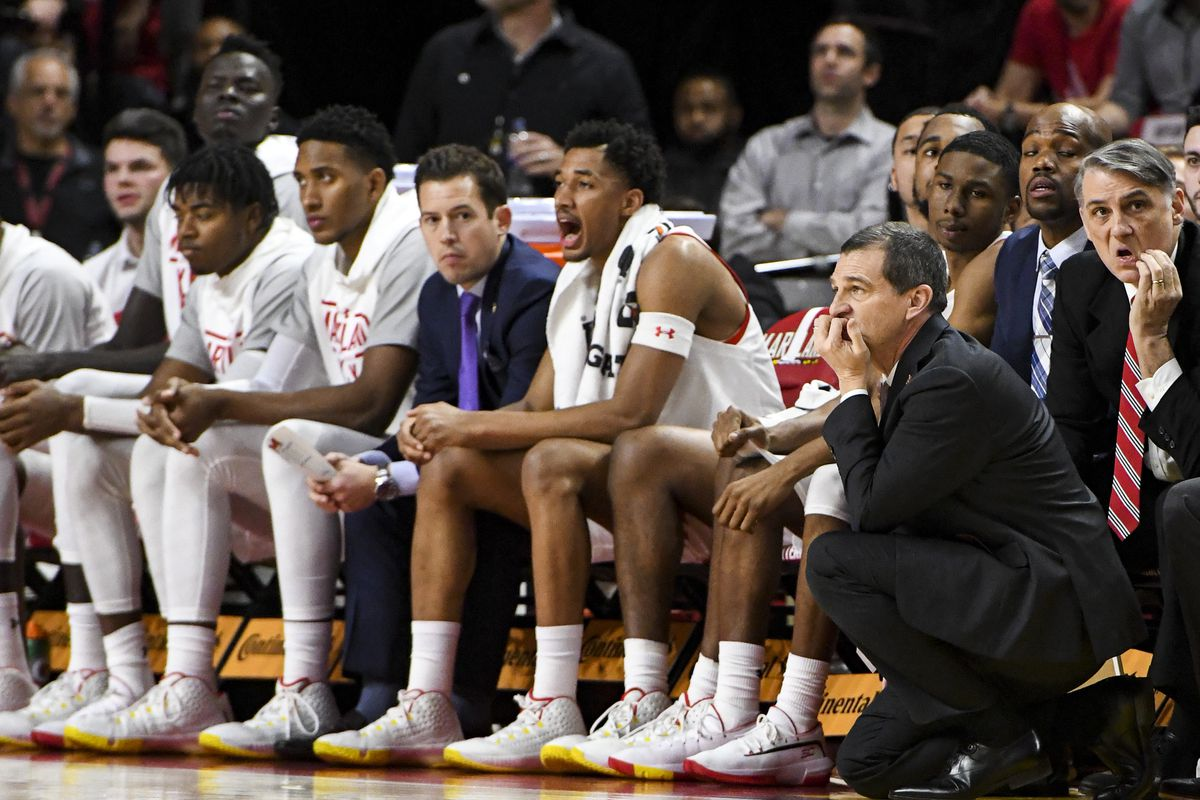 Maryland Men S Basketball Lands At No 19 In Latest Net