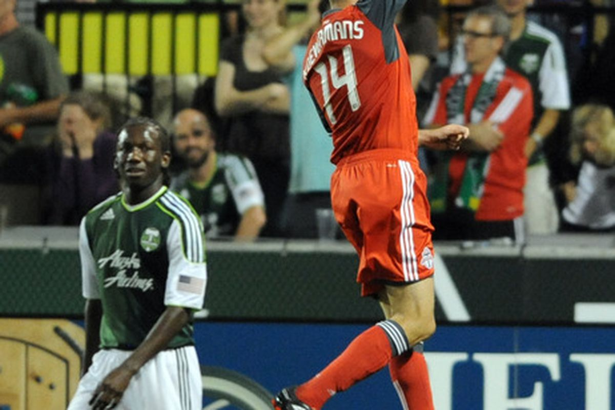 Can Danny Koevermans win the MLS golden boot?  2 out of 4 Waking the Red writers say yes!