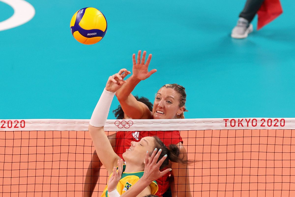 Volleyball - Olympics: Day 16