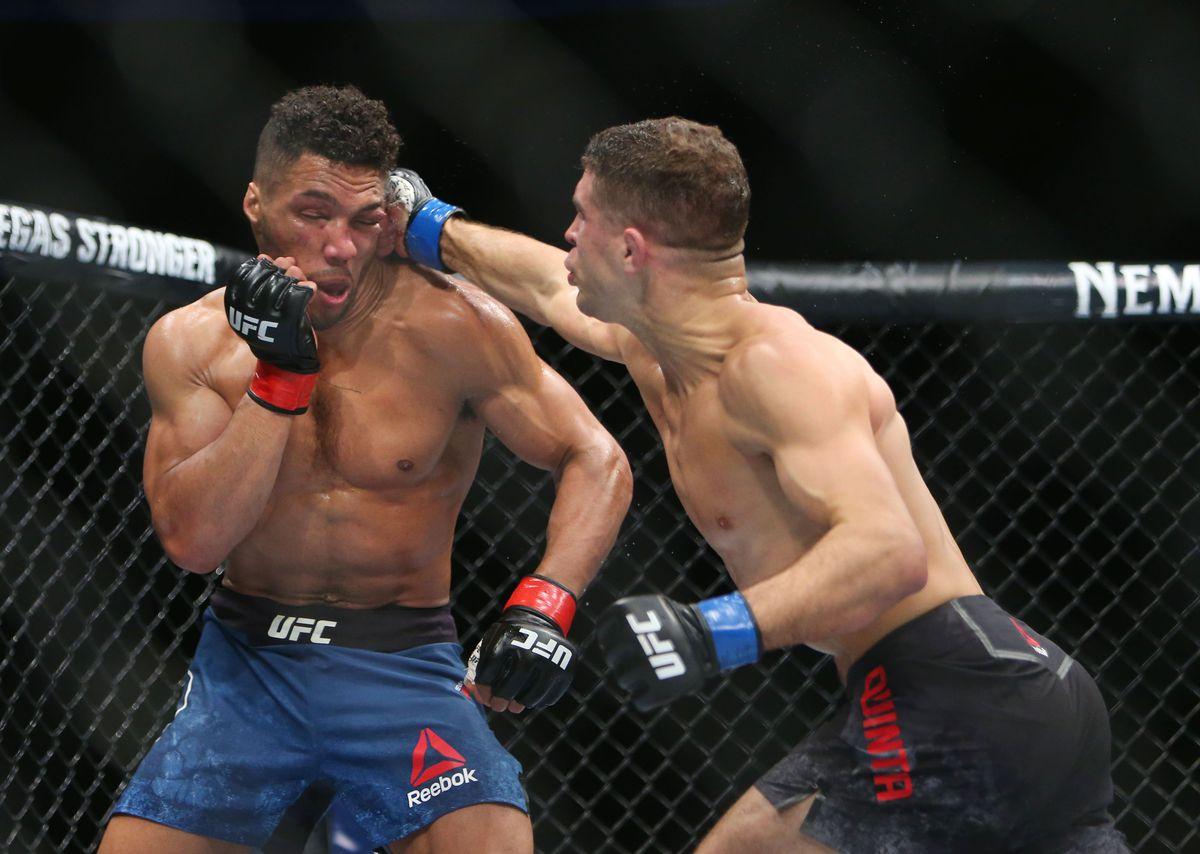 MMA: UFC Fight Night-Milwaukee-Lee vs Iaquinta