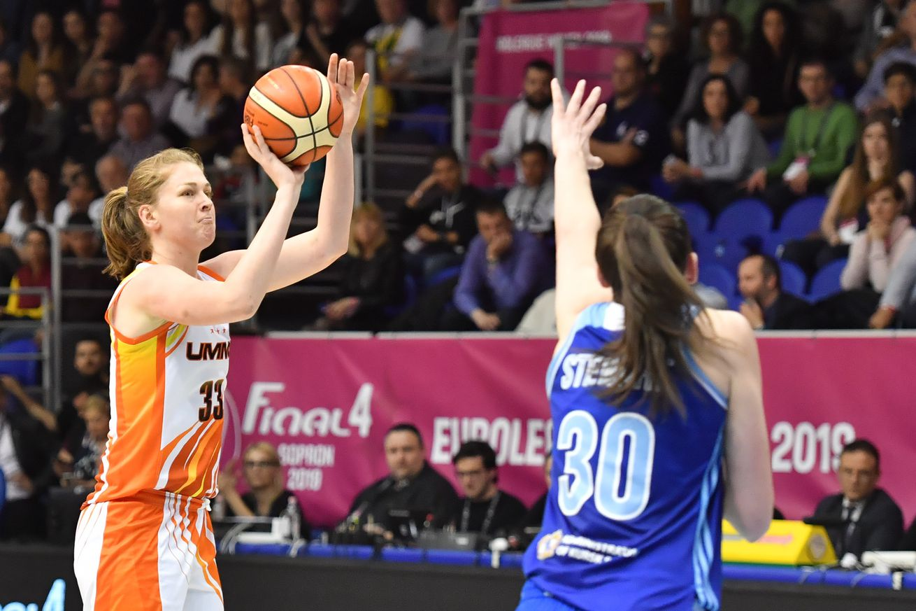 EuroLeague Women Final Four 2019