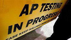 AP Tests by ##http://flickr.com/people/doctorow/##gruntzooki##
