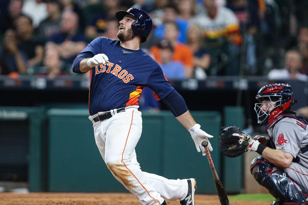 Tyler White homered in a Fresno Grizzlies win
