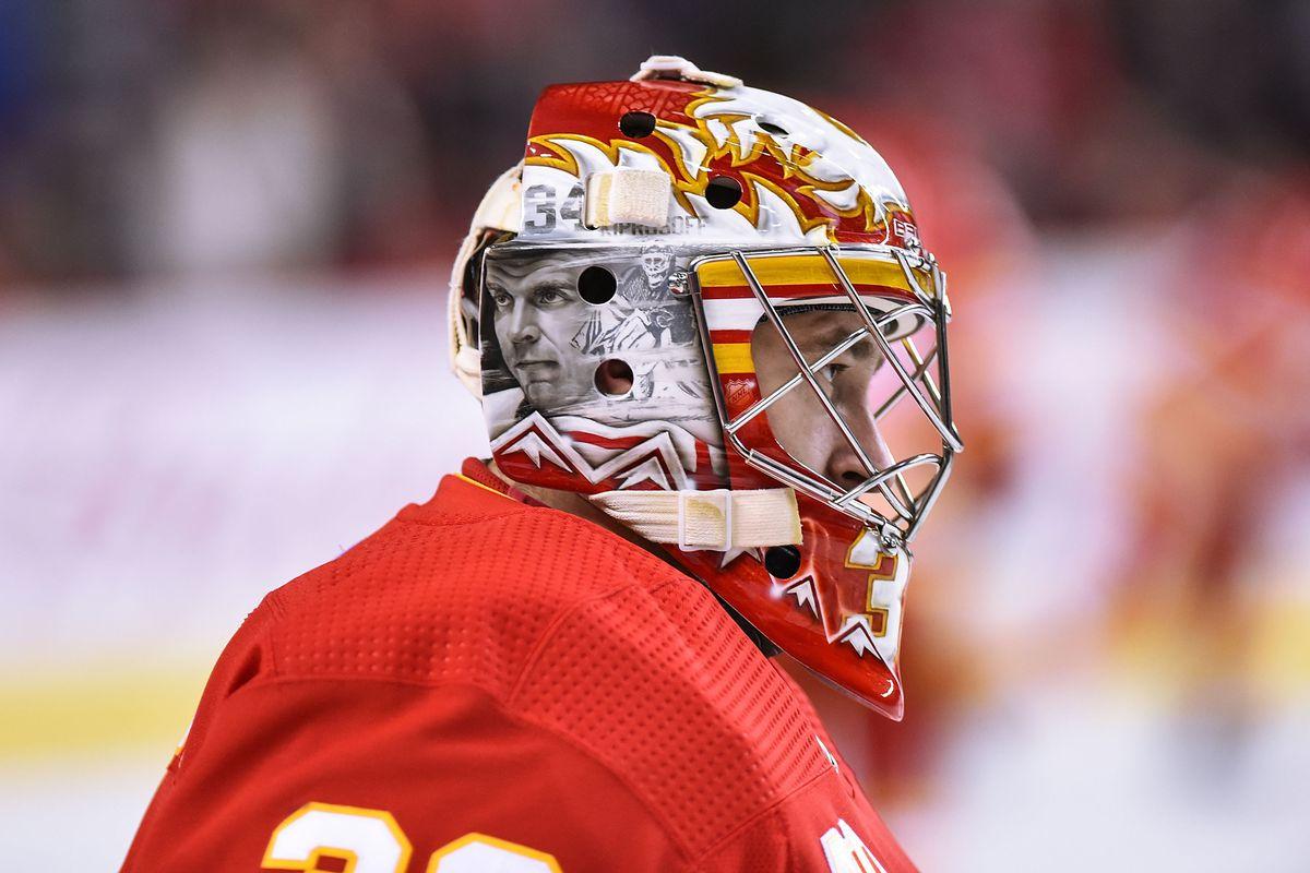 NHL: DEC 29 Canucks at Flames
