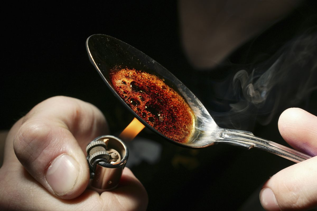 A court ordered a heroin user to quit all drugs  Here's why