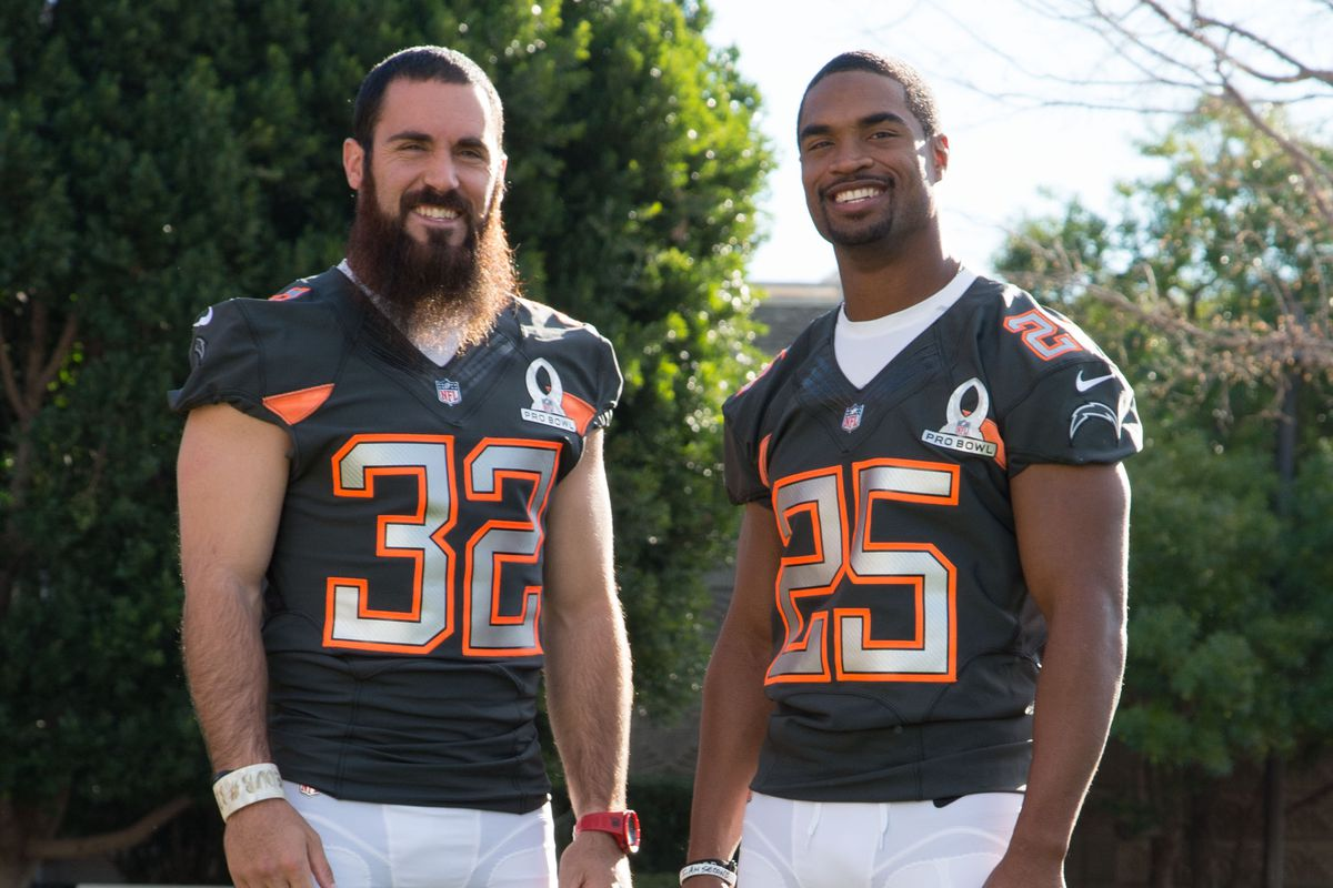 89e4f6ca4 2015 Pro Bowl jerseys  Taking a look at Team Irvin - SBNation.com