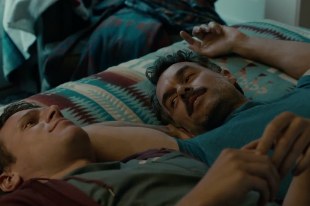 Jonathan Gross and Murray Bartlett in Looking