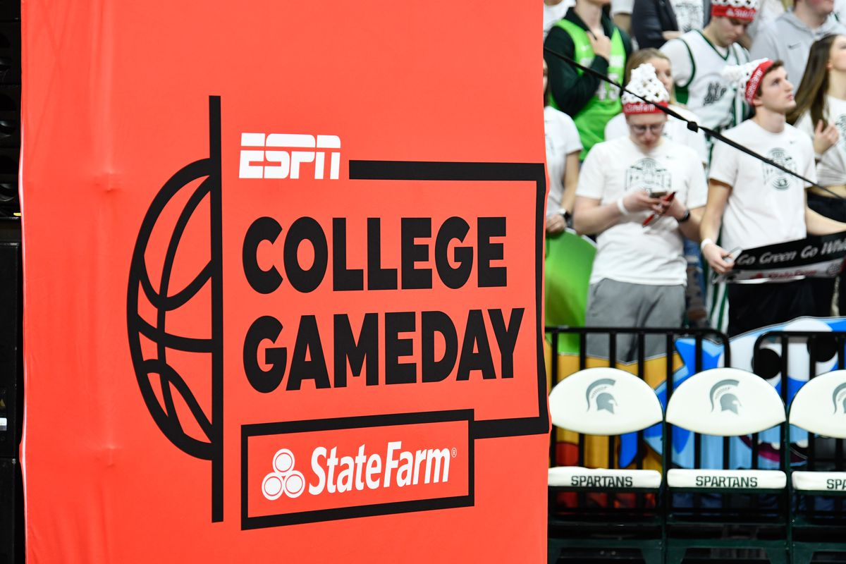College GameDay at Michigan State