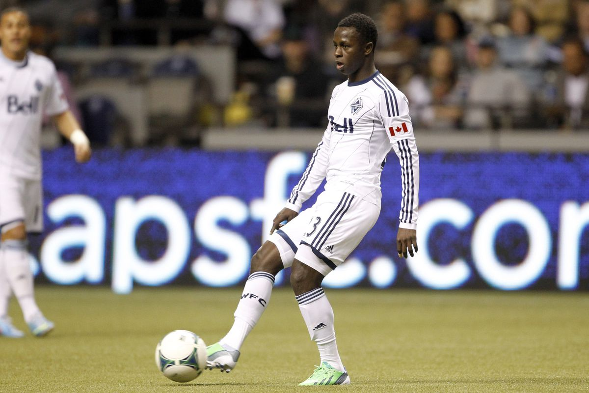 Kekuta Manneh proved once again he can be a game changer every time he steps onto the pitch