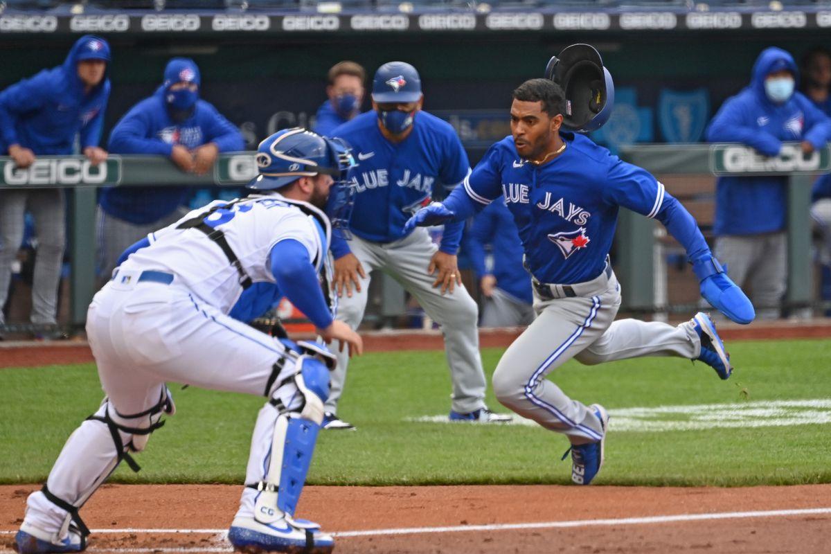 MLB: Game Two-Toronto Blue Jays at Kansas City Royals