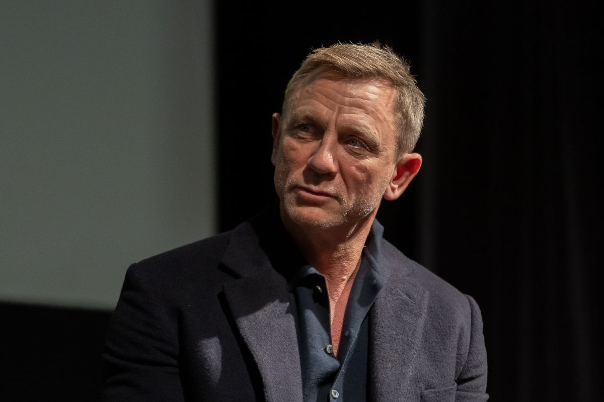 Daniel Craig At The Museum Of Modern Art For A Screening Of Casino Royale