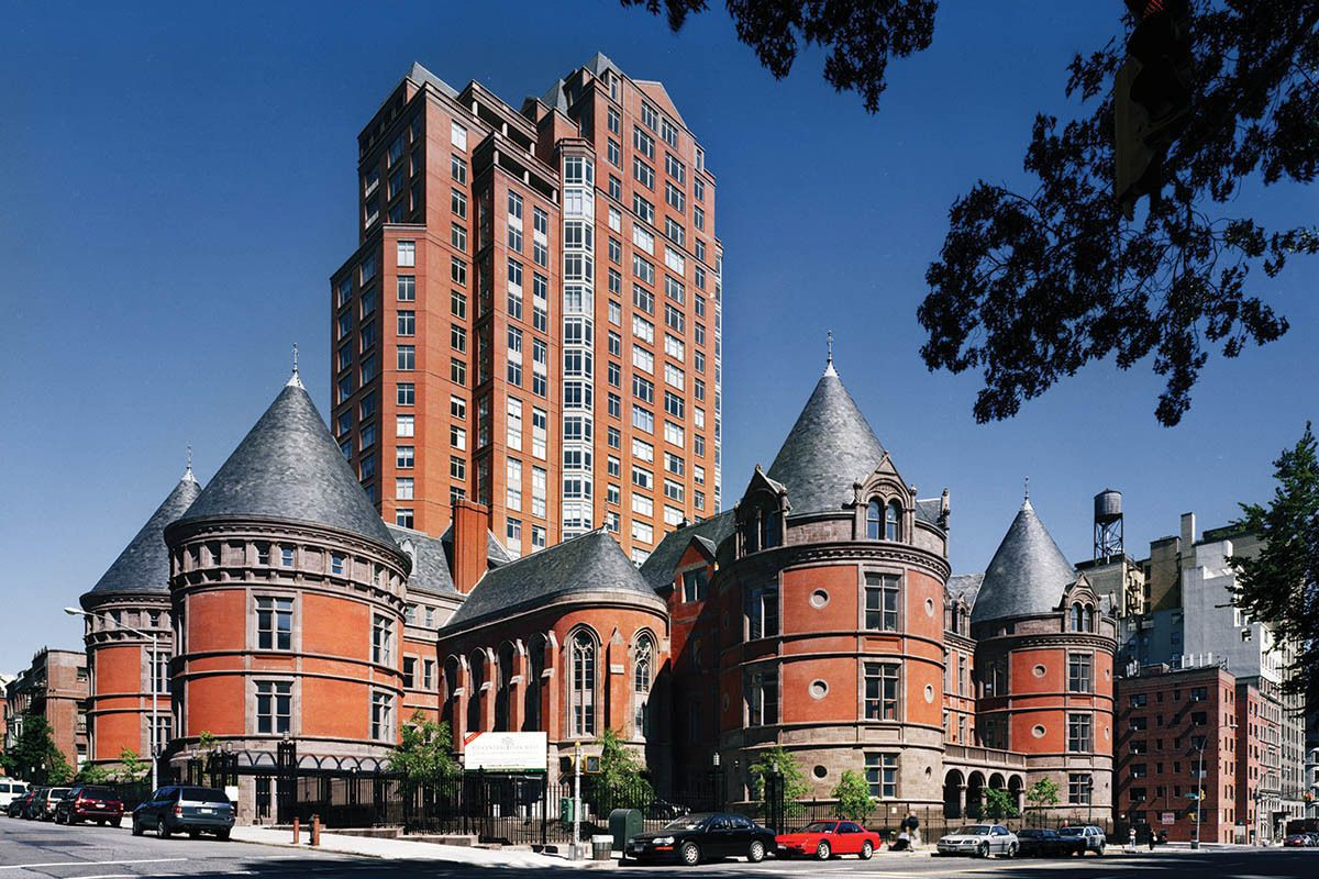 Live in the turrets of a Central Park West castle for $6M ...