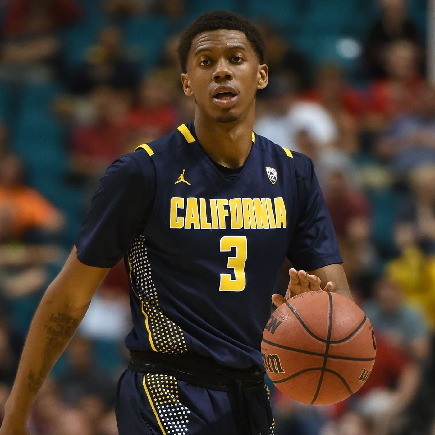 the latest 141ce 03dd3 California Golden Bearcast Back: Jaylen Brown third and ...