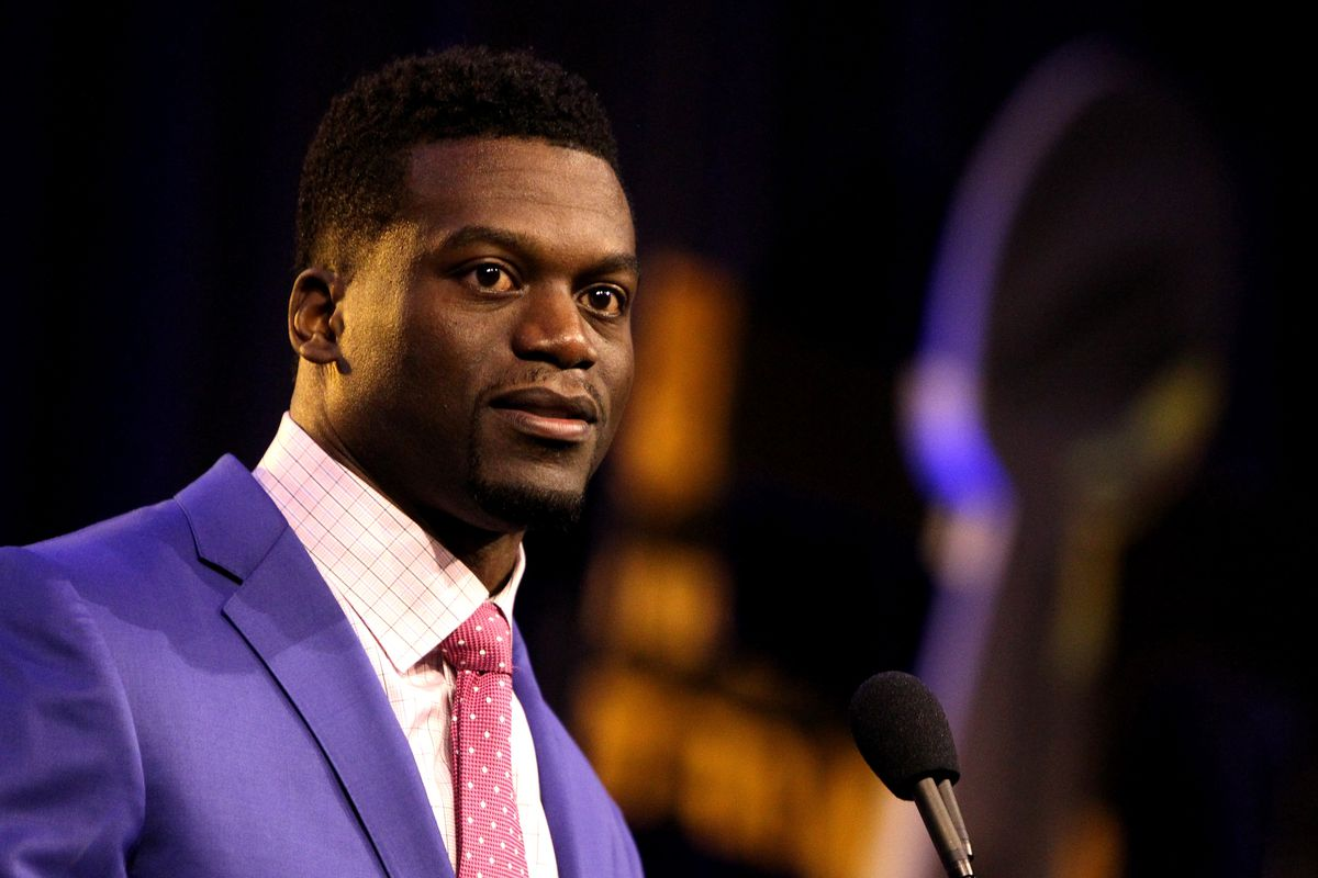 2015 Walter Payton NFL Man Of The Year Finalist Press Conference
