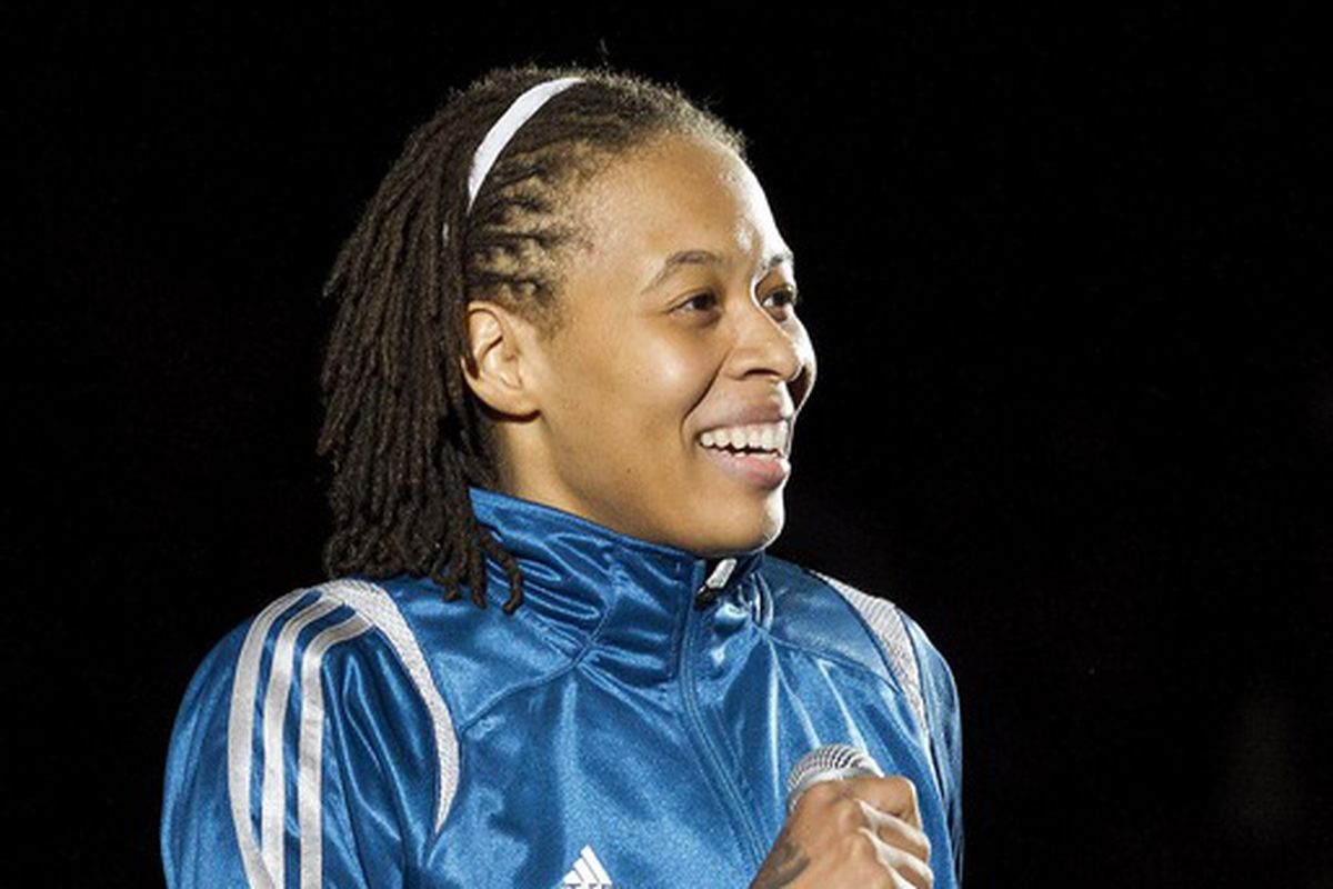 Seimone Augustus will now be able to get married in the state where she has spent her entire WNBA career.
