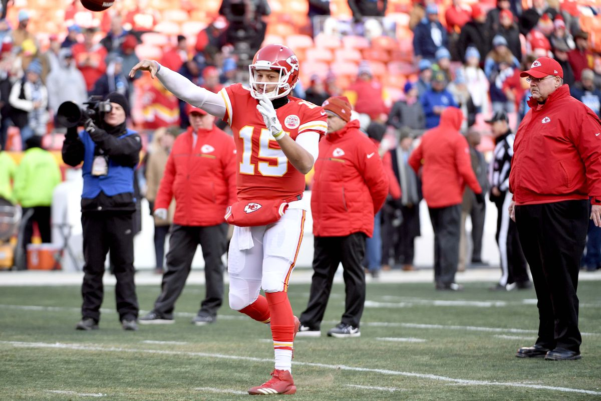 info for e4b68 6e7b4 Andy Reid and Patrick Mahomes ushering in new era in Chiefs football