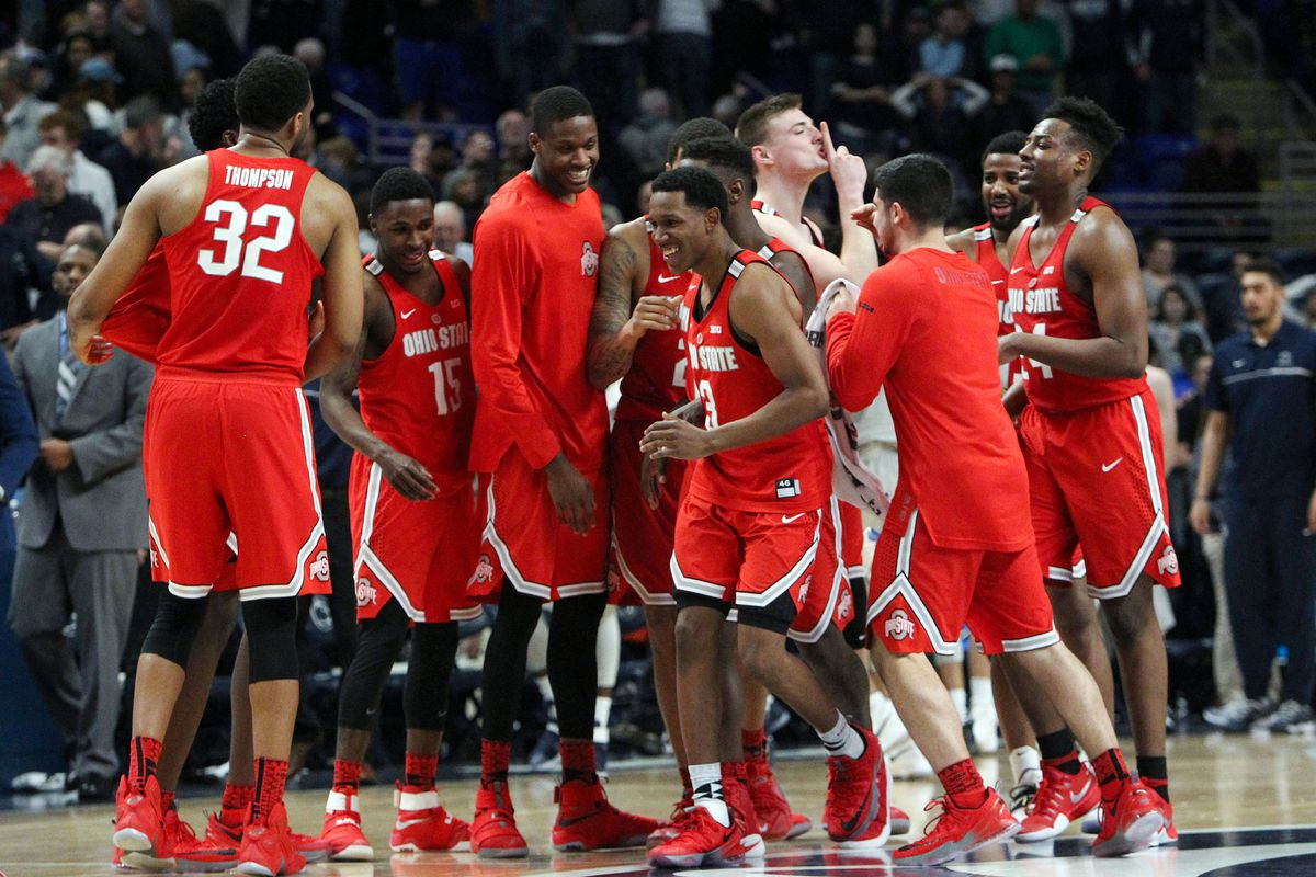 ohio state releases 2017-2018 men's basketball non-conference