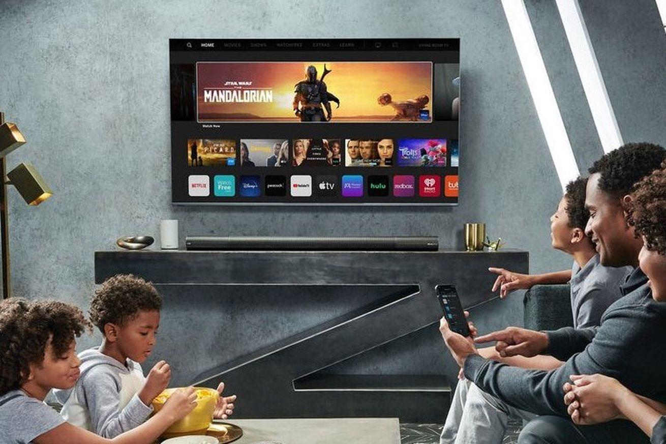 Vizio's 75-inch P-Series Quantum X 4K TV is cheaper than ever