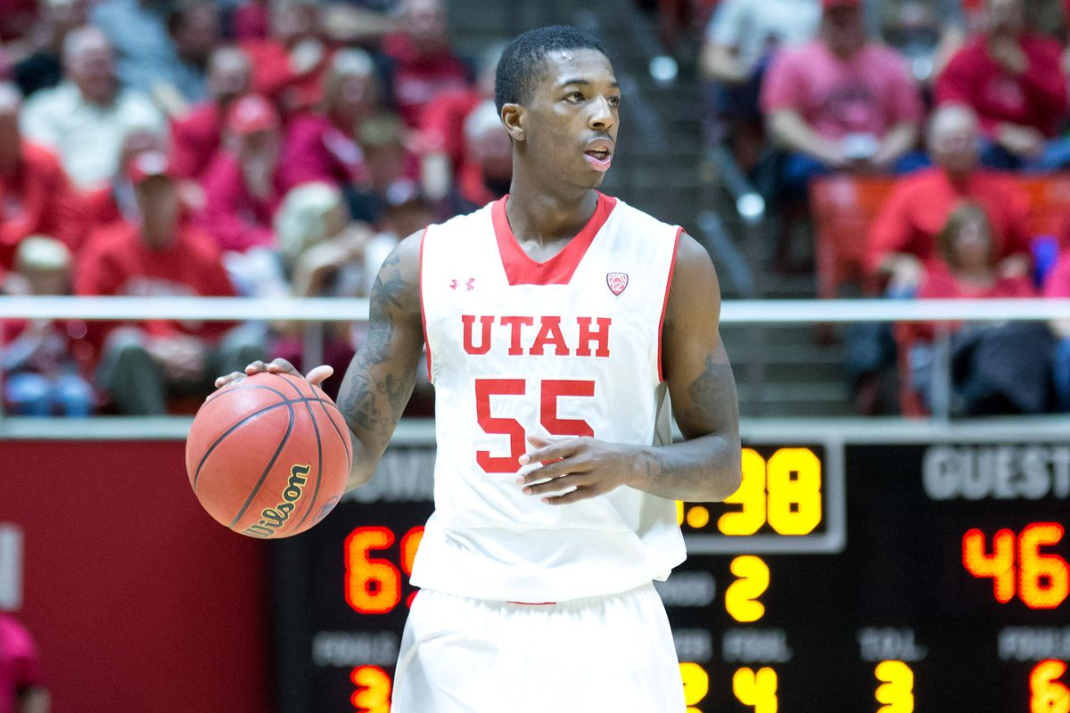 Delon Wright is really good and so are the Utes.