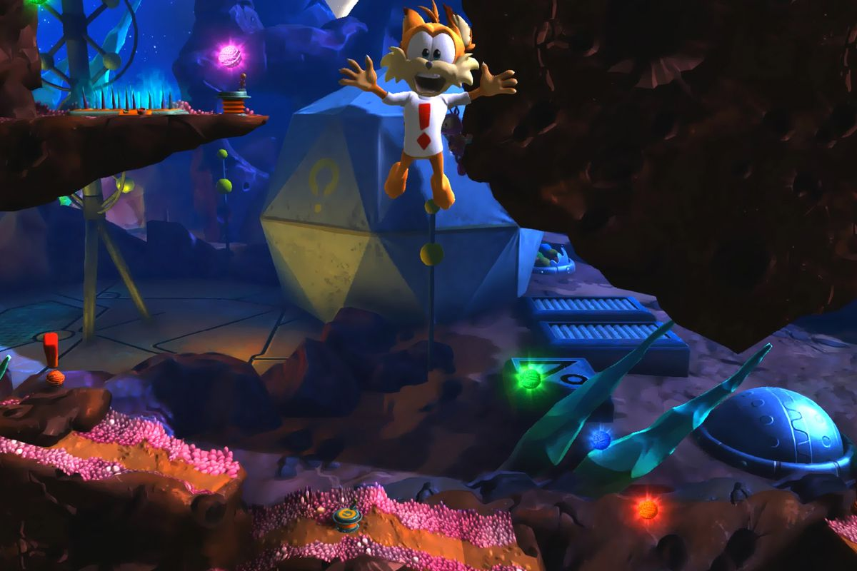 Accolade is apparently back from the dead and making a Bubsy game