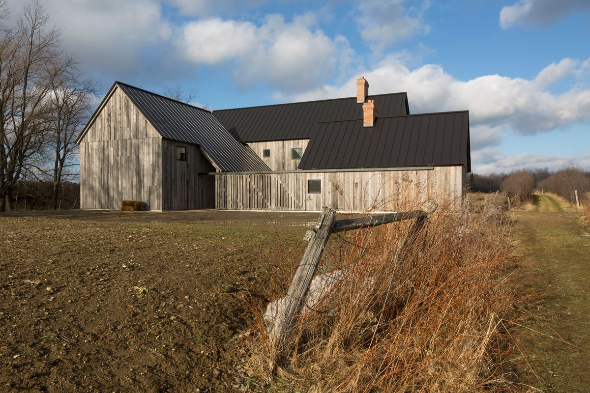 Modern Farmhouse Updates The Canadian Homestead Curbed