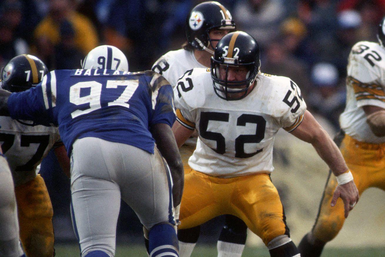 Steelers Mike Webster