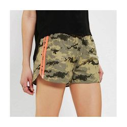 """<b>Sparkle & Fade</b> Camo Runner Short, $9.99 (on sale from $44) at <a href=""""http://www.urbanoutfitters.com/urban/catalog/productdetail.jsp?id=27522564&parentid=SEARCH+RESULTS"""">Urban Outfitters</a>"""