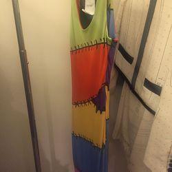Moschino dress, $353