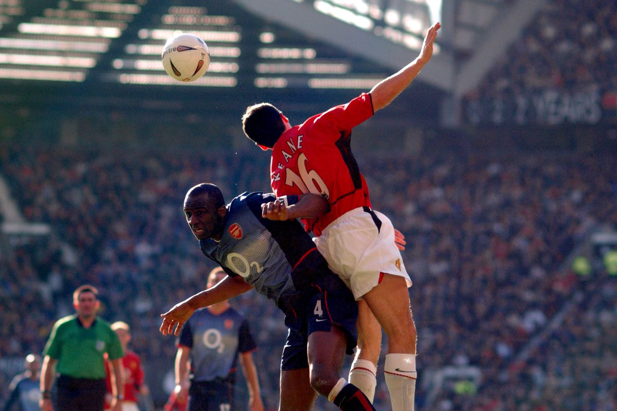 Soccer - AXA FA Cup - Fifth Round - Manchester United v Arsenal