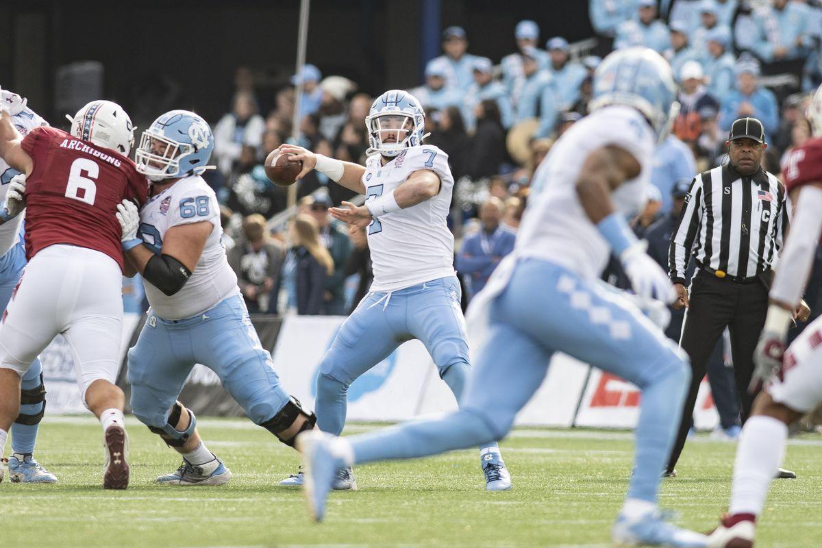 NCAA Football: Military Bowl-North Carolina vs Temple