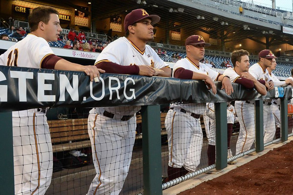 huge selection of d5cca 65305 Gopher Baseball season comes to an end, lets look ahead to 2020. New ...