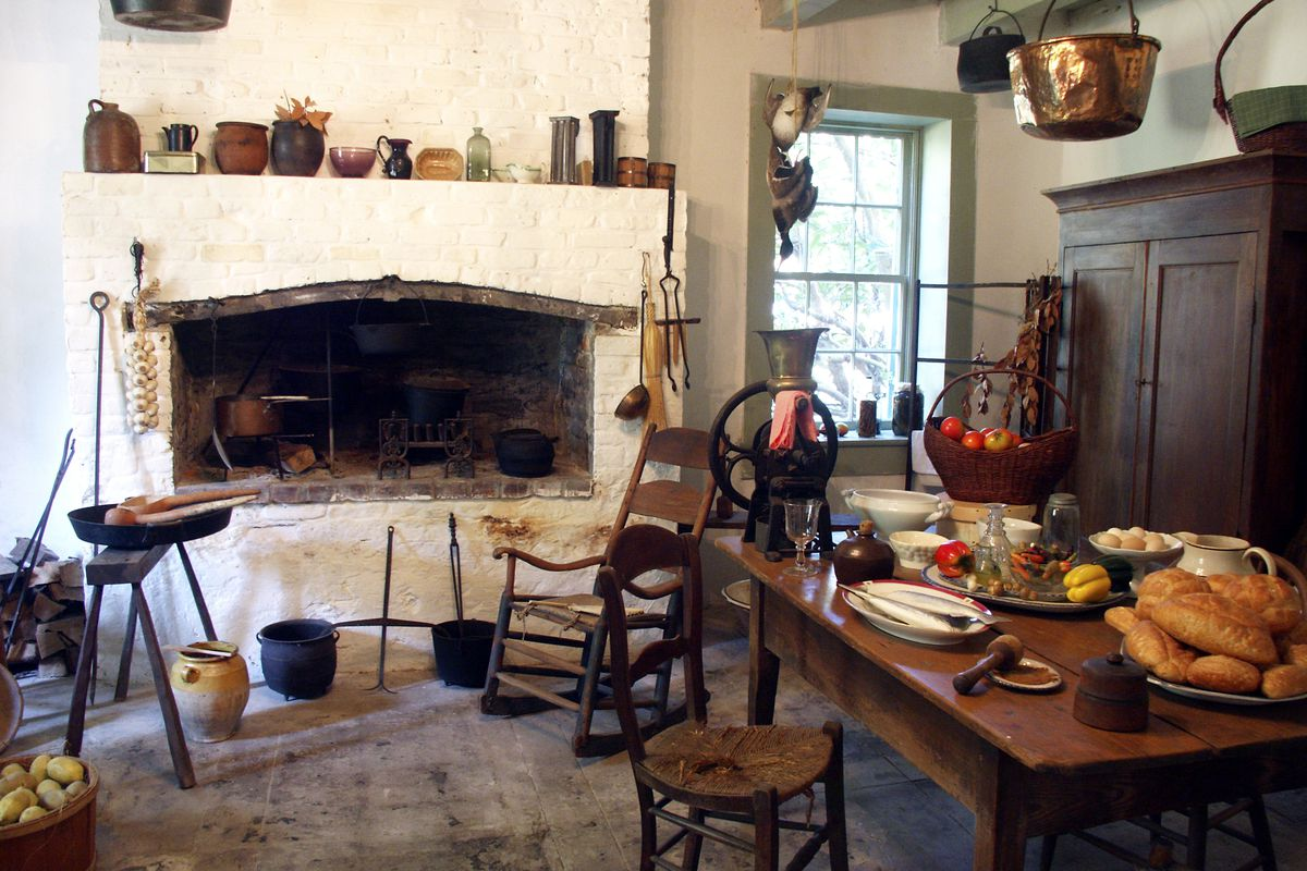 Historic homes 101: What exactly is a \'summer kitchen\'? - Curbed