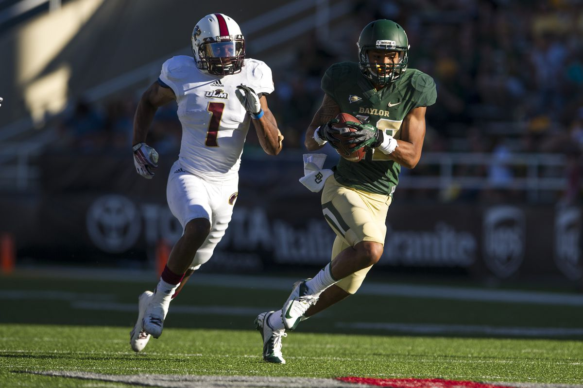 Baylor is averaging almost 70 points per game in 2013.