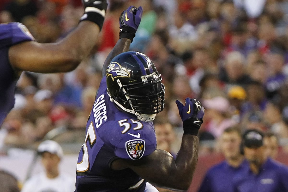 Despite the big win, Terrell Suggs believes there's still work to do before the regular season starts.