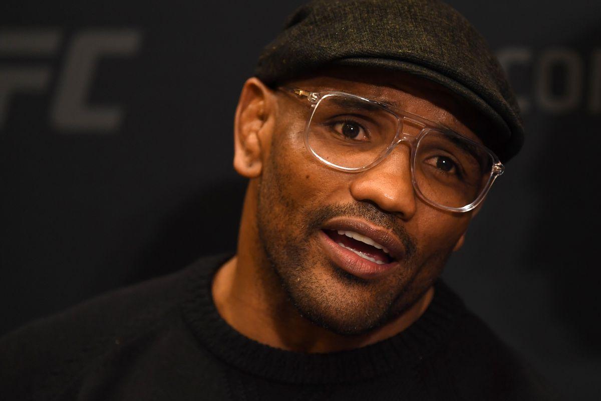Yoel Romero - UFC 241 Cormier v Miocic 2: Ultimate Media Day