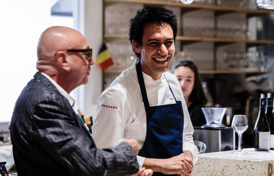 Noma Mexico chef Santiago Lastra worked with Rene Redzepi, and will open Kol in London 2019