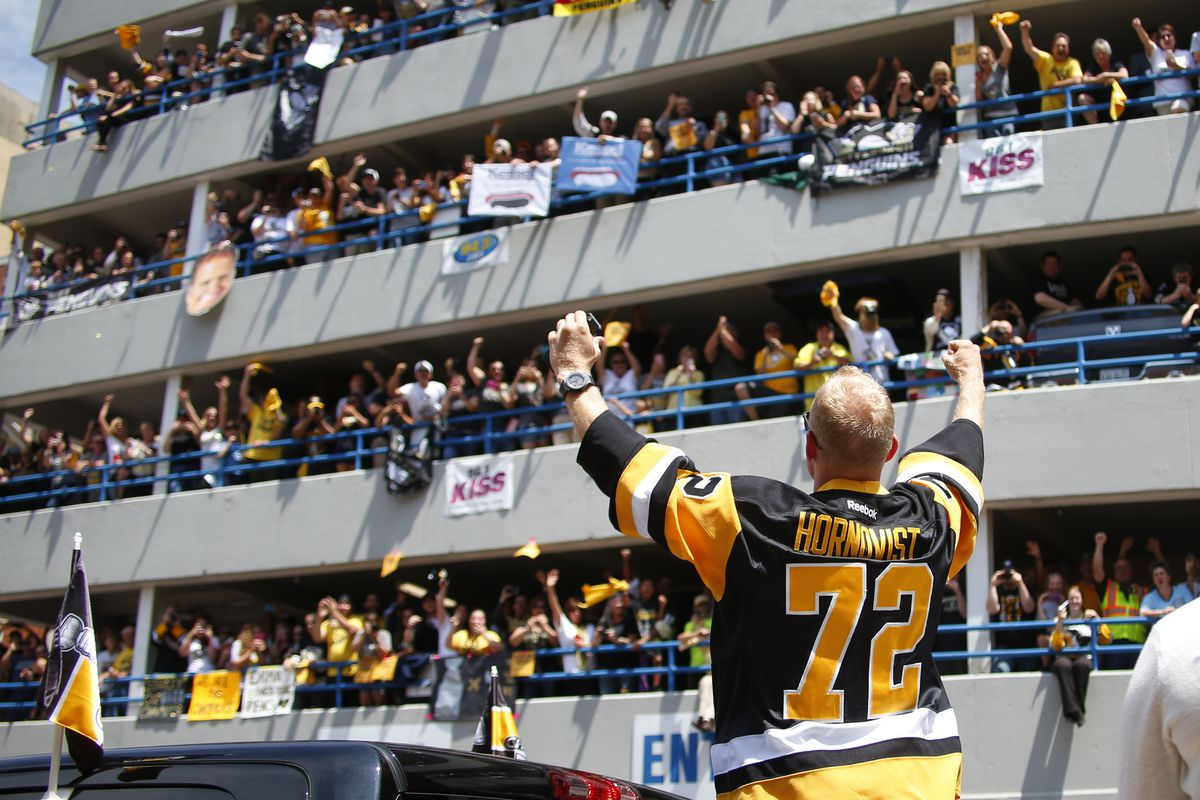 Pittsburgh Penguins' Stanley Cup parade