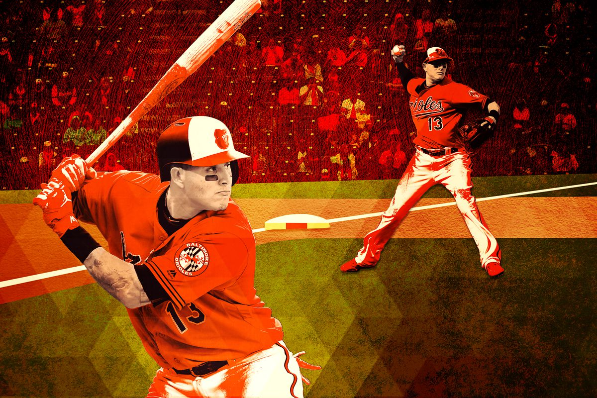 new product 9561a 5d2a0 If Manny Machado Still Played Third, He Might Be MVP - The ...