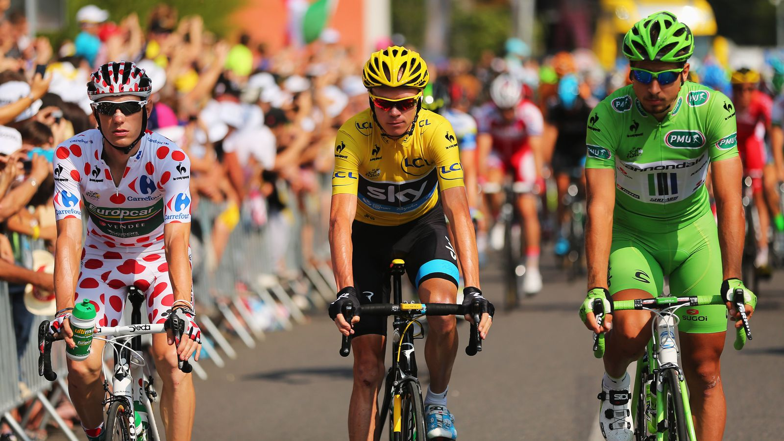 Tour de France 2013 results, Stage 15: Chris Froome wins