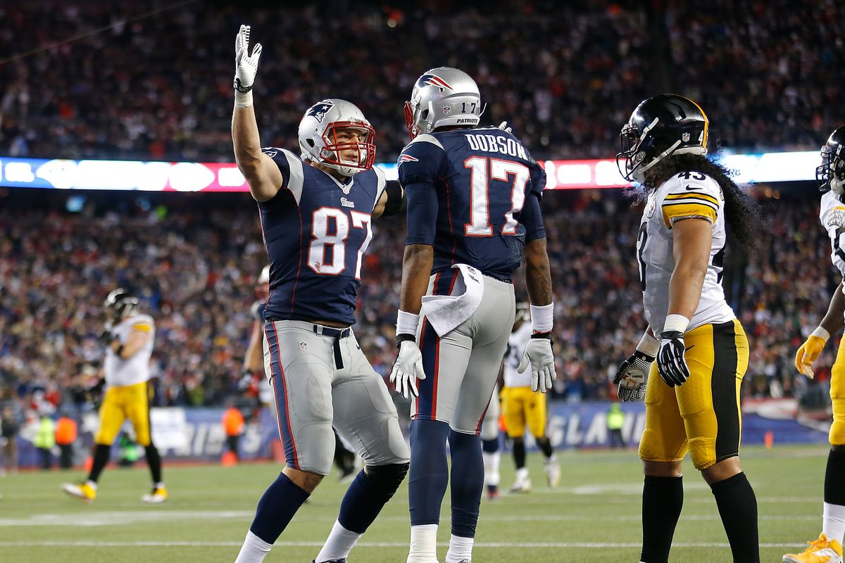 f93ec167 Patriots vs. Steelers: Fan Notes from the Game - Pats Pulpit