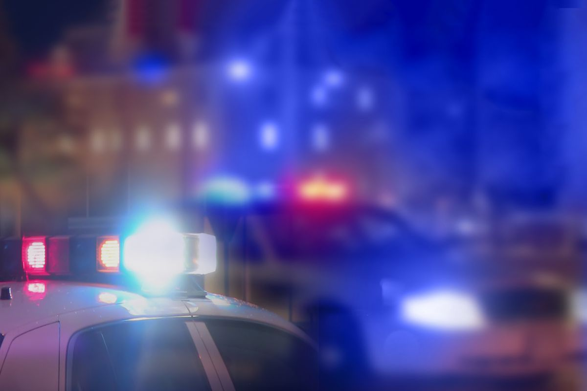 A person was wounded in a shooting Feb. 21, 2021, on the Eisenhower Expressway.