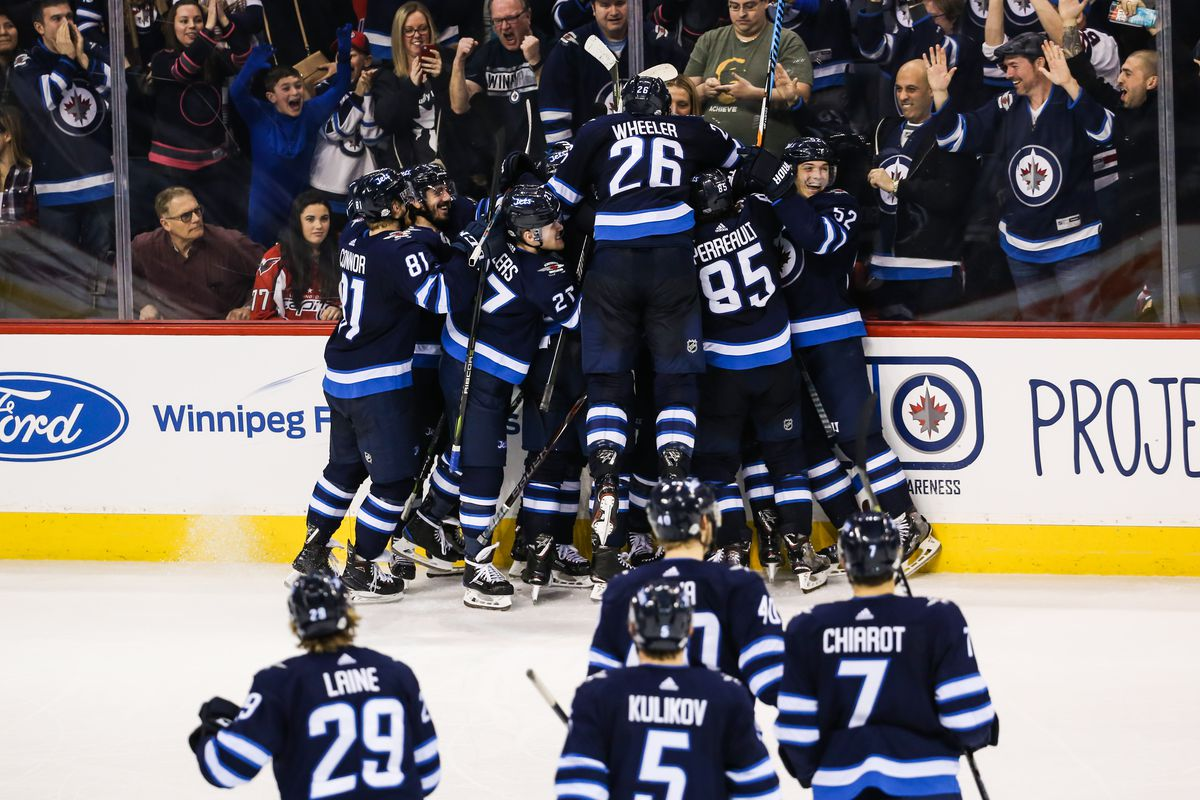 Photo By Terrence Lee Icon Sportswire Via Getty Images The Winnipeg Jets Can Comfortably